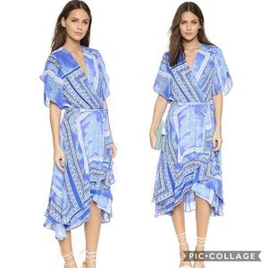 NWT Parker Dominica Dress in Olympos